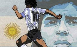 Μαραντόνα: Άγαλμα θα στηθεί στο αεροδρόμιο του Μπουένος Άιρες
