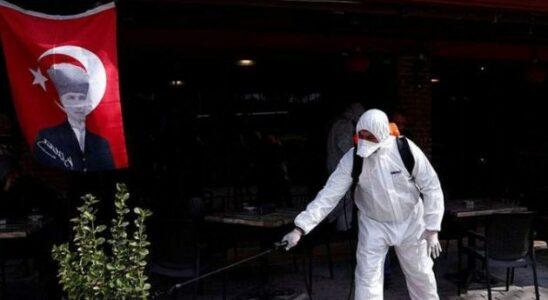 182 νέοι θάνατοι και 30.103 νέα επιβεβαιωμένα κρούσματα στην Τουρκία