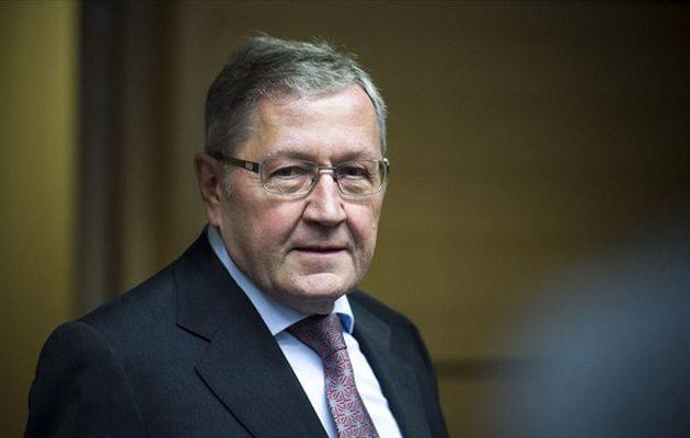 Ρέγκλινγκ: Ο ΕSM είναι το τελευταίο καταφύγιο για κράτη-μέλη της ευρωζώνης
