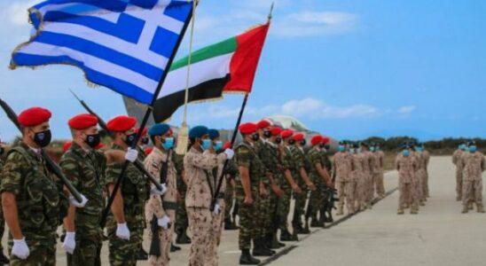 Ρήτρα αμοιβαίας αμυντικής συνδρομής Ελλάδας-Εμιράτων