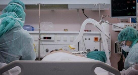 Κορονοϊός: Νοσηλεύονται 4.400 ασθενείς - Στο 86% η πληρότητα ΜΕΘ στη χώρα, στο 99% στη Βόρεια Ελλάδα