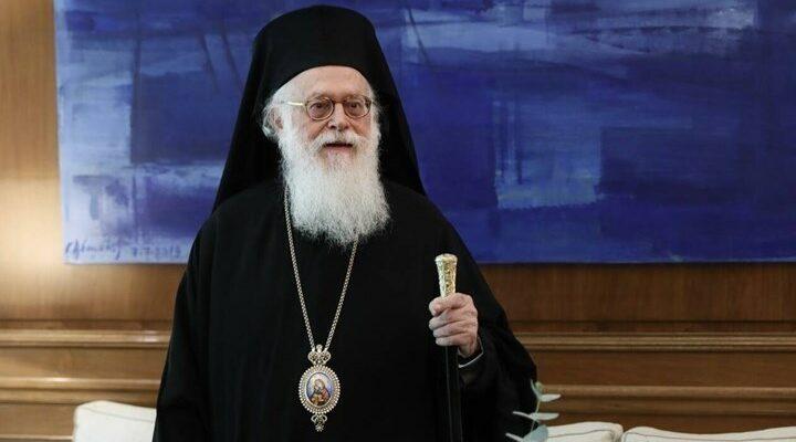 Πήρε εξιτήριο ο Αρχιεπίσκοπος Αλβανίας