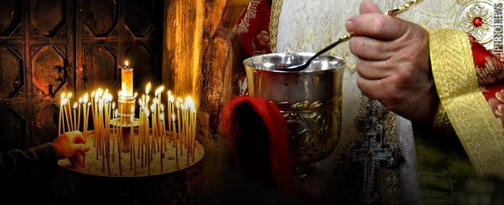 Οι Γερμανοί ζητούν να σταματήσει η Θεία Κοινωνία στις εκκλησίες - «μεταδίδει τον κορωνοϊό