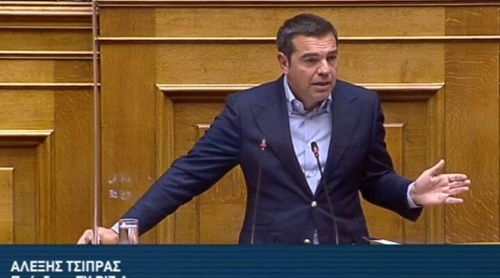 """Τσίπρας: """"Οφείλετε να ανταποδώσετε το ελάχιστο στη μεσαία τάξη"""" - Αυτές είναι οι τροπολογίες του ΣΥΡΙΖΑ"""