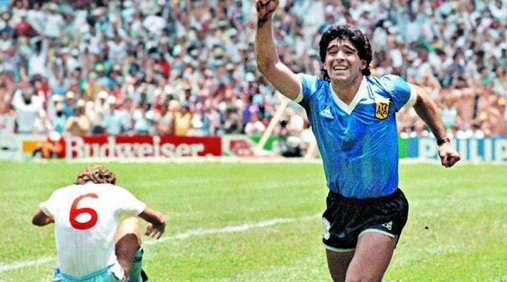 """Ντιέγκο Μαραντόνα: Οι μαγικές στιγμές του """"Θεού"""" του ποδοσφαίρου"""