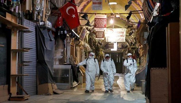 Κορωνοϊός: Ρεκόρ θανάτων σε μια ημέρα στην Τουρκία