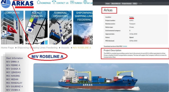 Αποκάλυψη: Χρηματοδοτούμενη από Γερμανία και ΕΕ η τουρκική πλοιοκτήτρια που αρνήθηκε τη νηοψία!