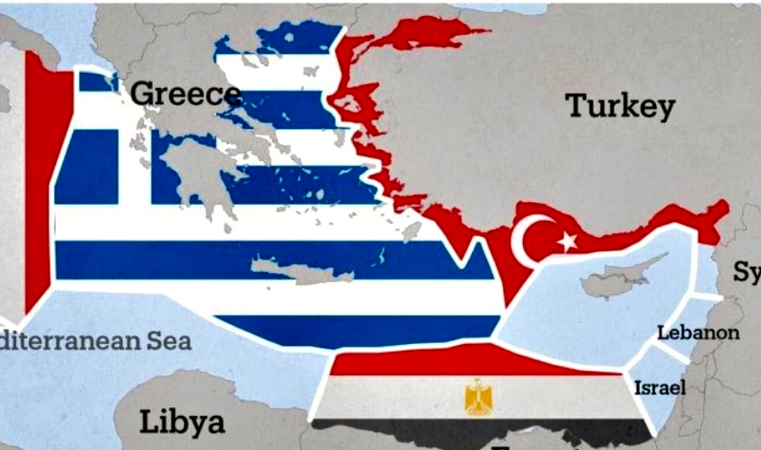De facto κυριαρχία της Τουρκίας στην Αν. Μεσόγειο λόγω εγκληματικής αδράνειας διαχρονικά!!