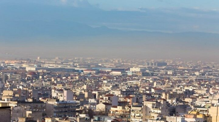 Επανήλθε η ατμοσφαιρική ρύπανση στην Αθήνα