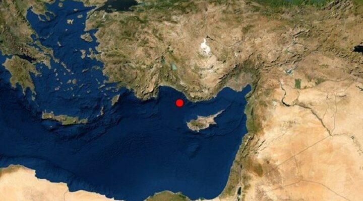 Σεισμός στην Αττάλεια-Δείτε ΒΙΝΤΕΟ