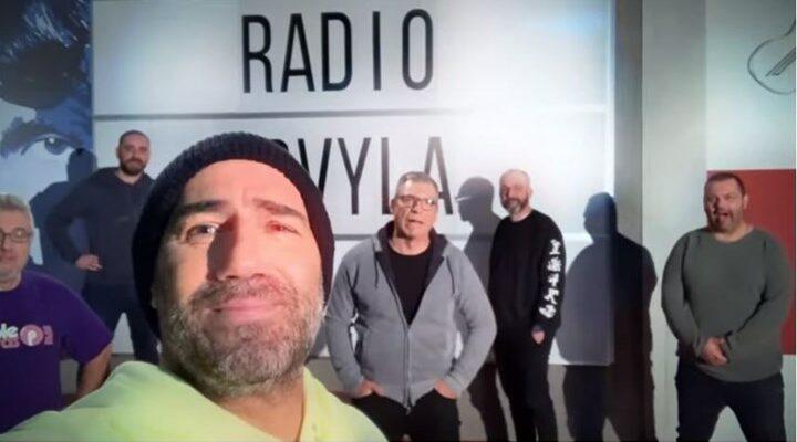 """""""Ράδιο Αρβύλα"""": Επιστροφή ανακοίνωσε ο Κανάκης"""