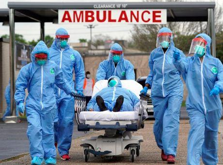 Κορωνοϊός : Πάνω από 1,5 εκατ. οι νεκροί