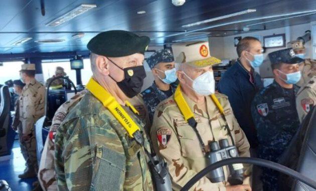Κρίσιμο το επόμενο διάστημα – Φλώρος και Αρχηγοί έτοιμοι να συντρίψουν την Τουρκία