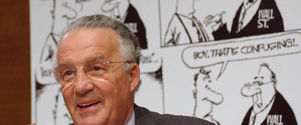 Απεβίωσε ο Πολ Σαρμπάνης, ο πιο εμβληματικός Ελληνοαμερικανός πολιτικός