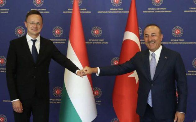 Η Ουγγαρία στηρίζει Τουρκία στη Σύνοδο Κορυφής