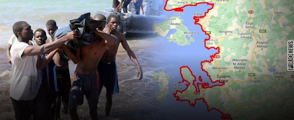 Η Τουρκία συγκεντρώνει κύματα Σομαλών στα παράλια