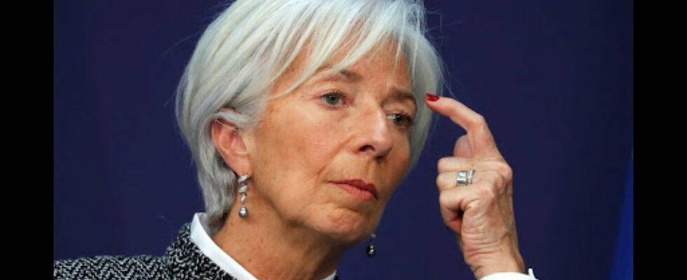 Λαγκάρντ: Συρρίκνωση της οικονομίας το τέταρτο τρίμηνο