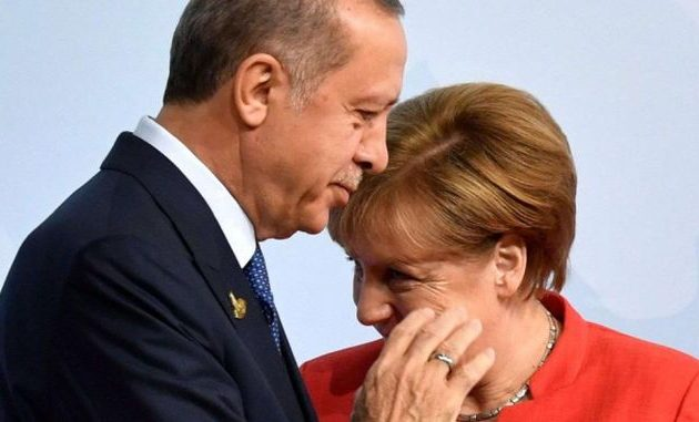 FAZ: «Δεν υπάρχει εμπάργκο όπλων» στην Τουρκία