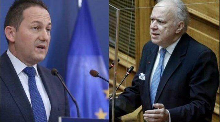 Κόντρα Πέτσα - Κατρούγκαλου για τη Σύνοδο Κορυφής της Ε.Ε. και την Τουρκία