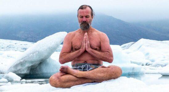 Ο «άνθρωπος των πάγων»: Κατάφερε να κερδίσει το κρύο με μερικά μόνο κρυοπαγήματα