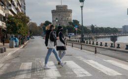 Ο «χάρτης» των κρουσμάτων: Σταθερά πρώτη η Θεσσαλονίκη - Στο «κόκκινο» Λάρισα και Πέλλα