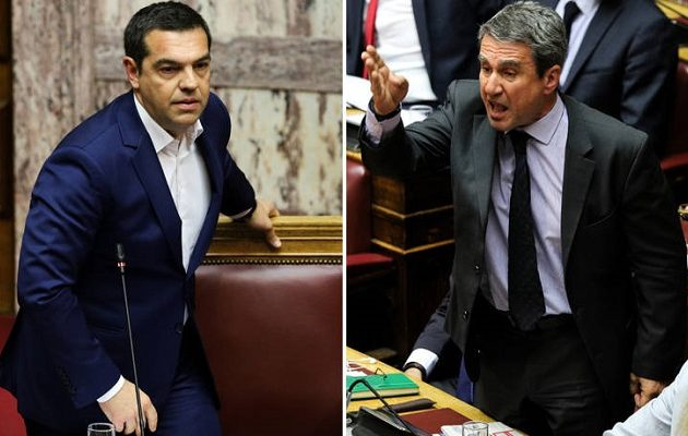 Λοβέρδος :«Οργάνωνα να δείρω τον Αλέξη Τσίπρα μέσα στη Βουλή»