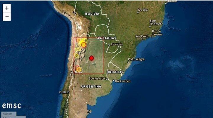 Σεισμός 4,8 Ρίχτερ στην Αργεντινή
