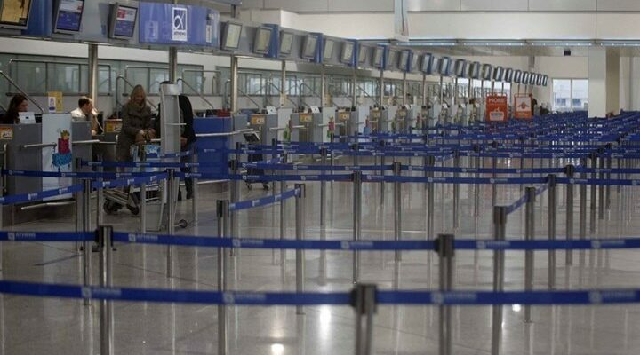 Παρατείνονται οι Notams για τις πτήσεις έως 7 Ιανουαρίου