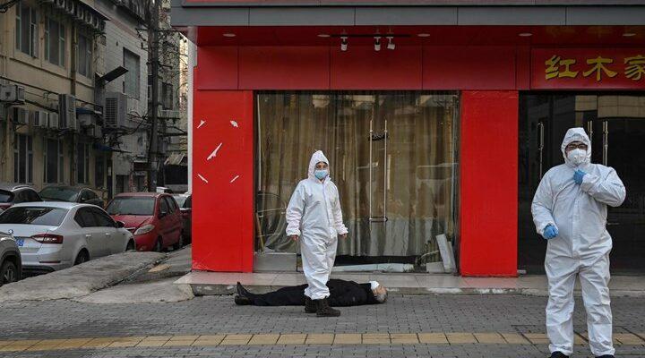 """""""Βόμβα"""" του CNN για την Κίνα: Διέρρευσαν έγγραφα που δείχνουν ότι είπε ψέματα για τα κρούσματα κορονοϊού"""