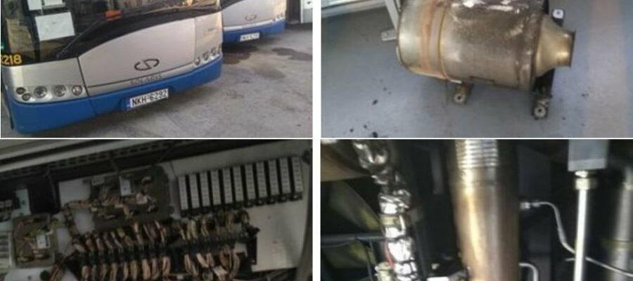 Ο «κούκος αηδόνι» με τα λεωφορεία της Λειψίας που αγόρασε ο Ζέρβας
