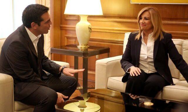 ΣΥΡΙΖΑ-ΠΣ και Κινάλ συγκλίνουν εις σάρκαν μία;