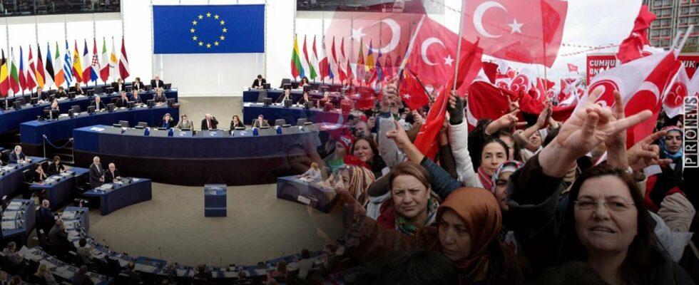 Οι Έλληνες ευρωβουλευτές -πλην τριών- καταψήφισαν πρόταση χαρακτηρισμού των Γκρίζων Λύκων ως «τρομοκρατών»!