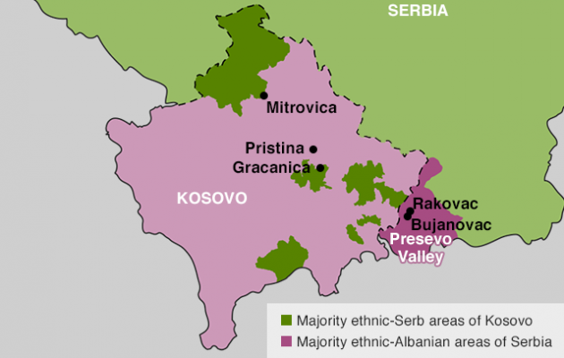 Η Μεγάλη Αλβανία είναι το όνειρο – Δεν έχουν να φάνε αλλά βάζουν φωτιές στα Βαλκάνια