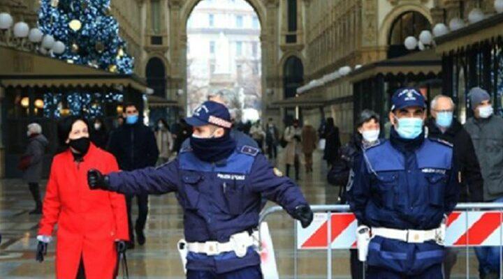 Ατελείωτες ουρές σε καταστήματα στο Μιλάνο και τη Ρώμη