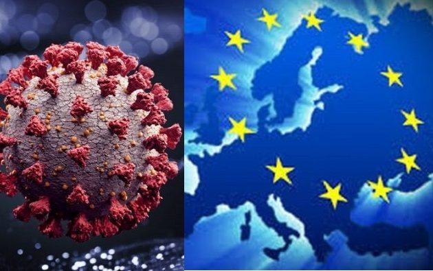 Συναγερμός στην Ε.Ε. για την μετάλλαξη του κορωνοϊού