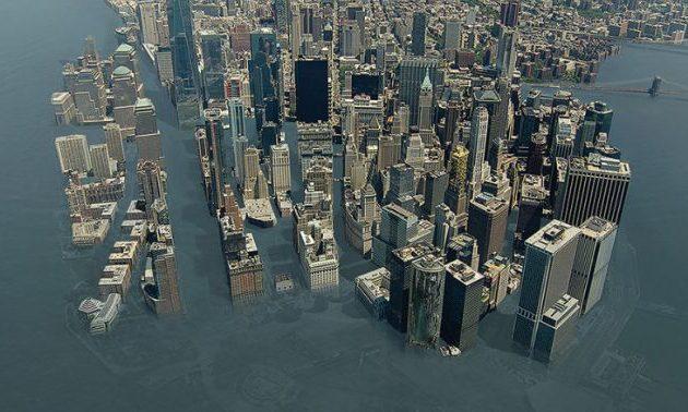 Κλιματική Αλλαγή: Η στάθμη της θάλασσας ίσως ανέβει έως ένα μέτρο