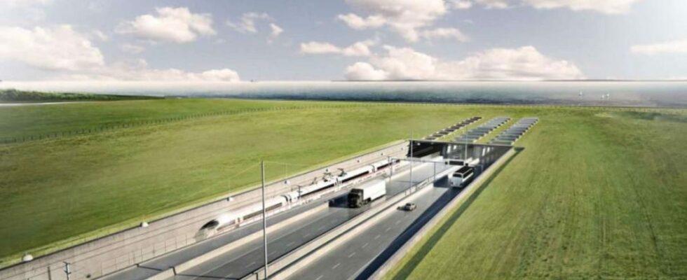Η μεγαλύτερη οδική & σιδηροδρομική σήραγγα στον κόσμο είναι γεγονός!