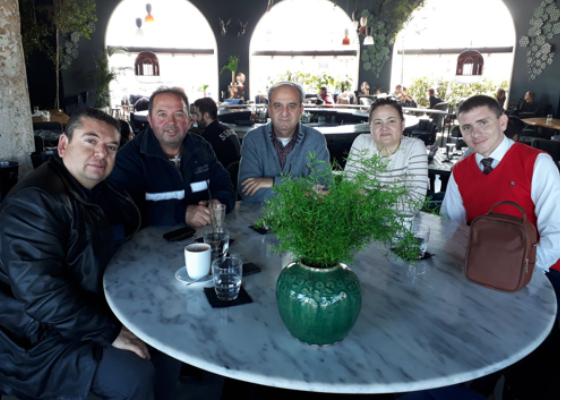 Ο Μπαϊράμ, ο δραστήριος γραμματέας του τουρκικού προξενείου στην Ρόδο…