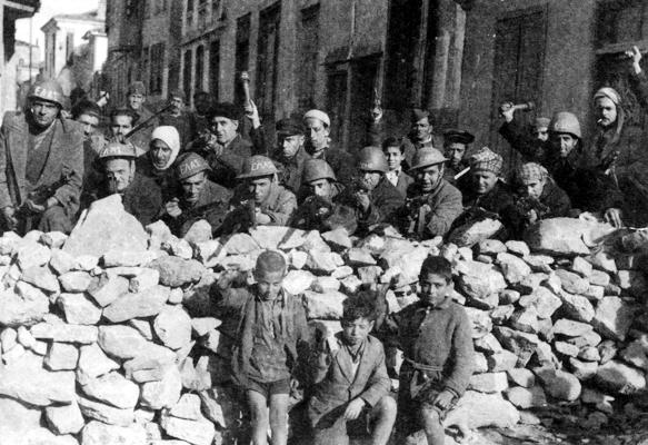 ΙΣΤΟΡΙΚΑ:Τα Δεκεμβριανά (1944)