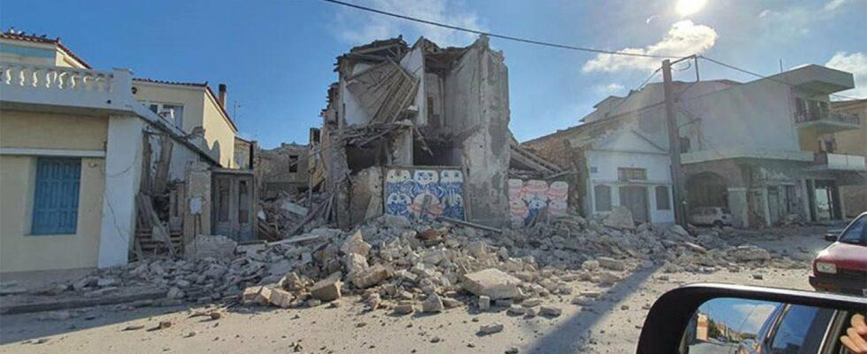 Δείτε βίντεο με τις ζημιές και το τσουνάμι που προκάλεσε ο σεισμός στη Σάμο (βίντεο)