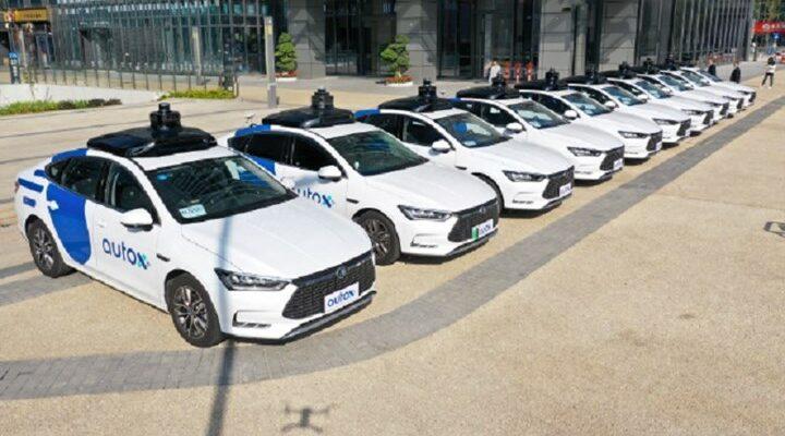 Ξεχάστε τα ταξί όπως τα ξέρατε: Η Κίνα δείχνει τον δρόμο - ΒΙΝΤΕΟ