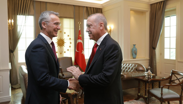 Στην κορυφή ΝΑΤΟ πρωθυπουργός κυβέρνησης που το 2011, συνομιλούσε με τρομοκράτες φίλους του ερντογάν