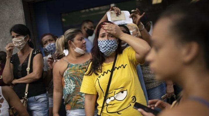 Βραζιλία: Ανησυχία για τα δεκάδες περιστατικά αναμόλυνσης