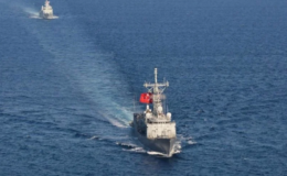 «Γραμμένη» την έχει την ΕΕ η Τουρκία: NAVTEX για ασκήσεις με πυρά ανάμεσα σε Ρόδο και Καστελλόριζο!