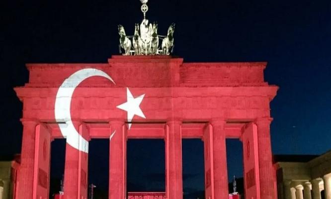 ΕΕ:Στη Γερμανία στηρίζεται ο Ερντογάν