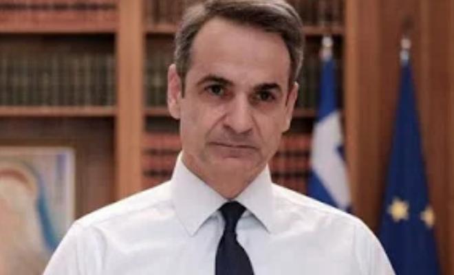 Ο Μητσοτάκης πανηγυρίζει για το έργο του ΣΥΡΙΖΑ!!!