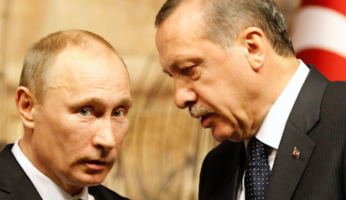 Bloomberg: Μπορεί ο Ερντογάν να συμφιλιωθεί με τη Δύση;