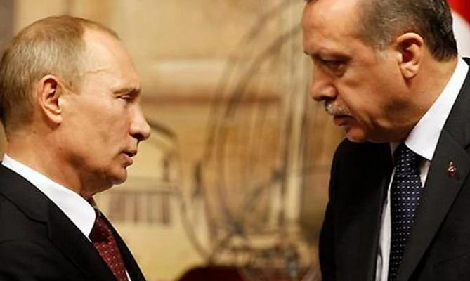 Ο Πούτιν βοηθάει τον ερντογάν να μεγαλώσει το ρήγμα στις σχέσεις τουρκίας και Δύσης