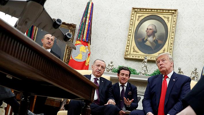 Κυρώσεις κατά Τουρκίας ανακοίνωσαν οι ΗΠΑ