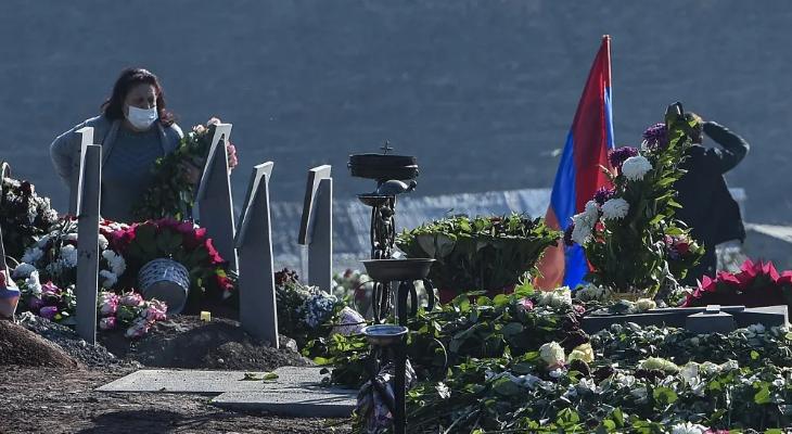 Φρίκη στο Ναγκόρνο Καραμπάχ: Αζέροι στρατιώτες αποκεφάλισαν Αρμένιους που δεν άφηναν τις εστίες τους